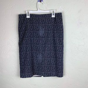 THEORY WOMENS MINI SKIRT SZ 8